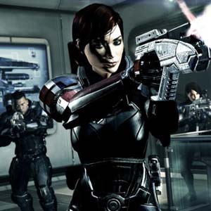 Mass Effect 3 - Female Character