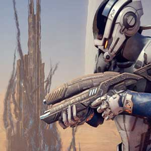 Mass Effect Milky way weapons
