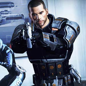 Mass Effect Trilogy - Characters