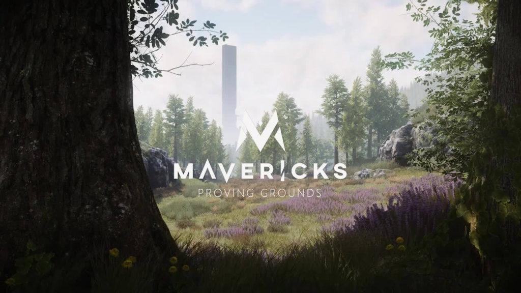 Mavericks Proving Grounds Battle Royale Banner