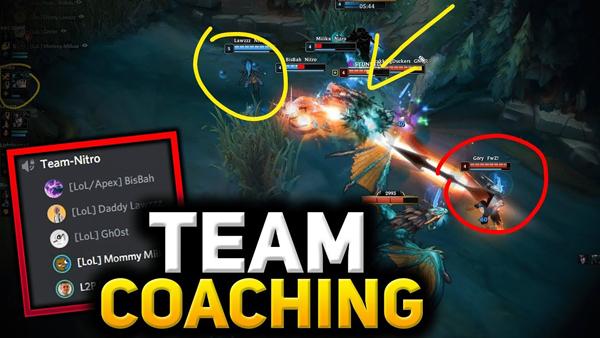 L2p League Team Coaching