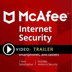 McAfee Internet Security 2019 Digital Download Price Comparison