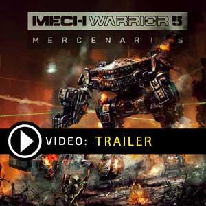 MechWarrior 5 Mercenaries Digital Download Price Comparison