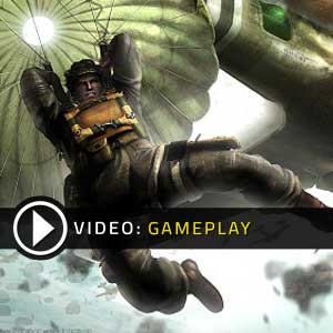 Medal of Honor Airborne Gameplay Video