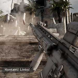 Medal of Honor Warfighter Weapon