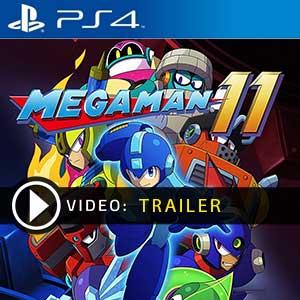 Mega Man 11 PS4 Prices Digital or Box Edition