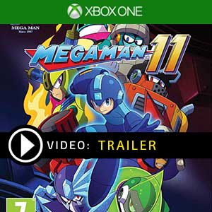 Mega Man 11 Xbox One Prices Digital or Box Edition
