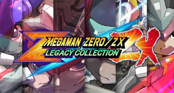 Mega Man Zero/ZX Legacy Collection Day One Patch