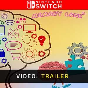 Memory Lane 2 Nintendo Switch Video Trailer