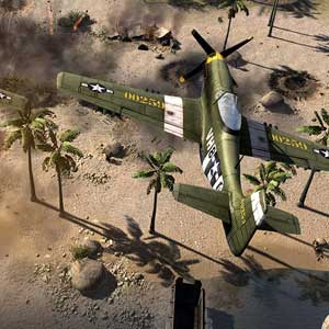 Men of War Assault Squad 2 Plane