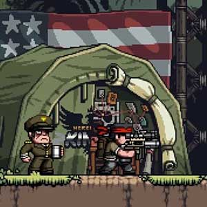 Mercenary Kings - Tent