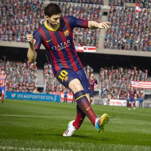 FIFA 15 Xbox One - Messi