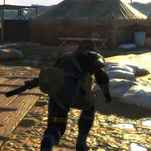 Metal Gear Solid 5 Ground Zeroes - Get to the Destination