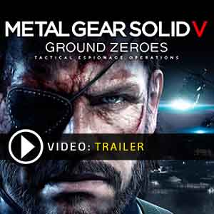 Metal Gear Solid 5 Ground Zeroes Digital Download Price Comparison