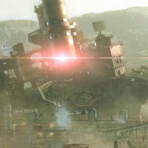 Metal Gear Mother Base