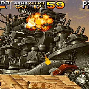 Metal Slug 3 - Boss
