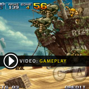 Metal Slug 3 Gameplay Video