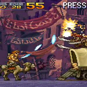 Metal Slug X - Kill