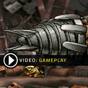 Metal Slug X Gameplay Video