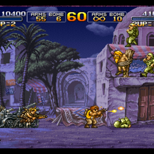 Metal Slug X Multiplayer