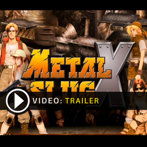 METAL SLUG X Digital Download Price Comparison