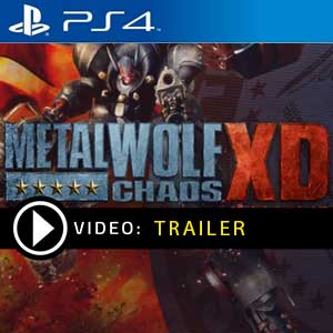 Metal Wolf Chaos XD PS4 Prices Digital or Box Edition