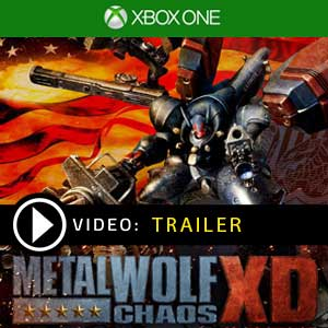 Metal Wolf Chaos XD Xbox One Prices Digital or Box Edition