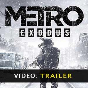 Metro Exodus Video Trailer