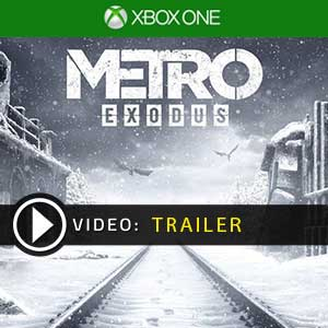 Metro Exodus Xbox One Prices Digital or Box Edition