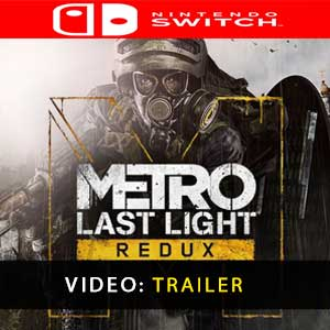 Metro Last Light Redux Nintendo Switch Prices Digital or Box Edition