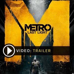Buy Metro Last Light cd key compare price best deal