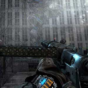 Metro Redux Xbox One Weapon