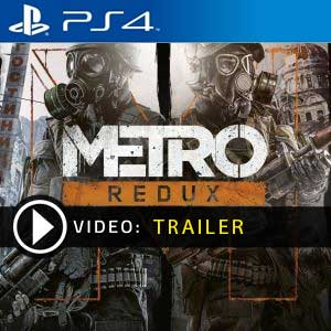 Metro Redux PS4 Prices Digital or Box Edition