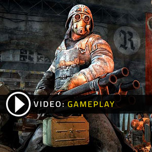 Metro Redux PS4 Gameplay Video