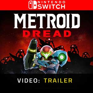 Metroid Dread Nintendo Switch Video Trailer