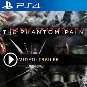 Metal Gear Solid 5 The Phantom Pain PS4 Prices Digital or Box Edition