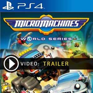 Micro Machines World Series PS4 Code Price Comparison