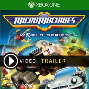 Micro Machines World Series Xbox One Prices Digital or Box Edition
