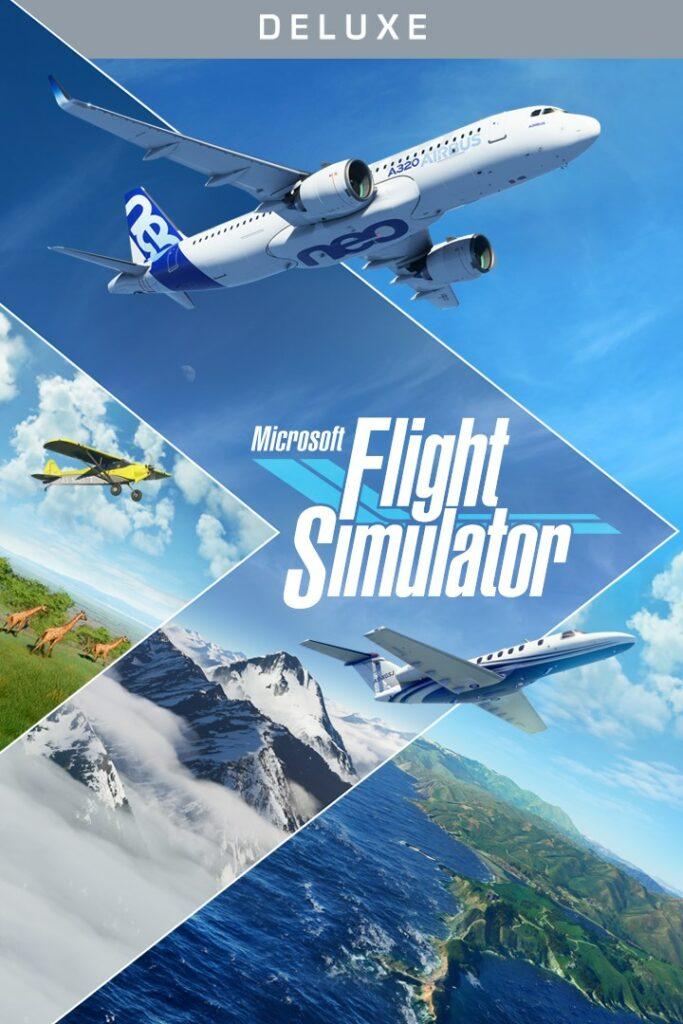 Microsoft Flight Simulator Deluxe Edition