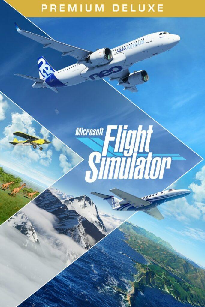 Microsoft Flight Simulator Premium Edition