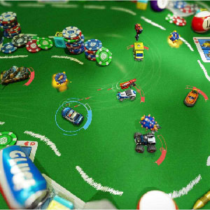 Micro Machines Vehicles