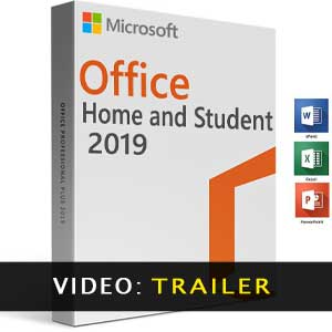 Microsoft Office Home & Student 2019 trailer video