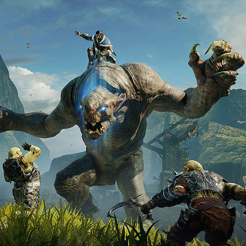 Shadow of Mordor Xbox One - Screenshot Tutorial