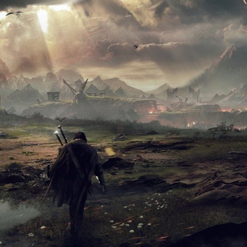Middle-Earth Shadow of Mordor PS4 - Story Mode