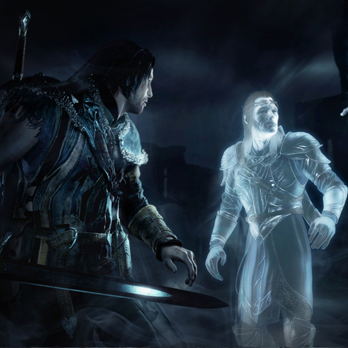 Shadow of Mordor PS4 - Celebrimbor the Wraith