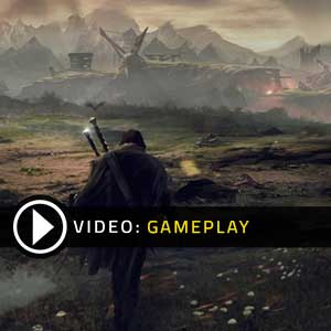 Middle-Earth Shadow of Mordor Gameplay Video