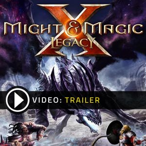 Might & Magic X Legacy Digital Download Price Comparison