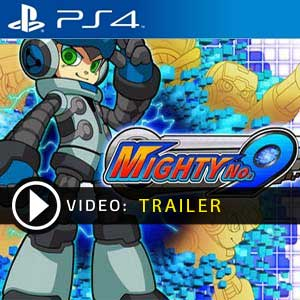 Mighty No 9 PS4 Prices Digital or Box Edition