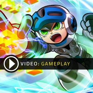 MIGHTY NO 9 PS4 Gameplay Video