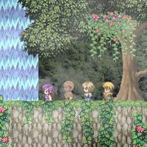 Millennium 3 Cry Wolf Falls